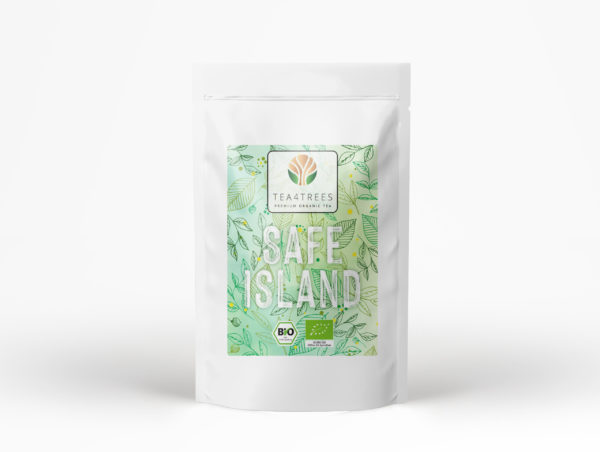 Safe Island Grüner Bio Tee