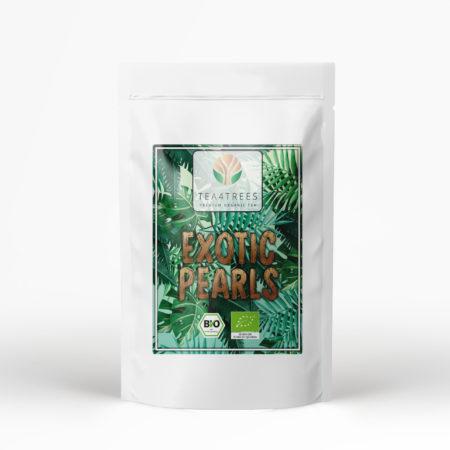 Exotic Pearls Früchtetee Bio