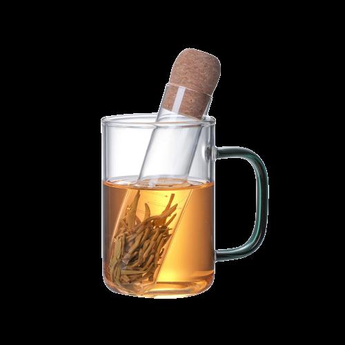 Glas Teefilter