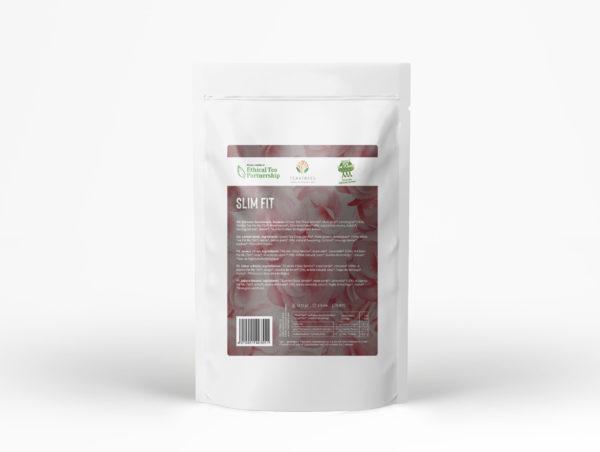 Slim Fit Grüner Bio Tee